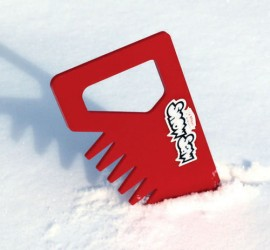 Winter toys fun snow saw igloo maker red snow saw winnipeg